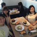 憧れの美穂さんと可愛い後輩ちゃんと♡大好きな人たちとの幸せな時間^^