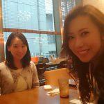 「ママみたいになりたい!」と娘さんに言われる。週3美ママ起業塾の松枝明葉さんにお会いして♡