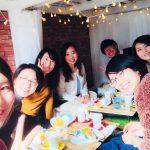 大阪で学生さん向けのキャリア女子会を初開催! @DIY CAFE中崎町