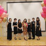 服のせんせい(イメージコンサルタント)・原山葵さんの#原山せんせい特別イベントのスタッフに^^